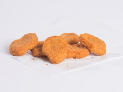 614500 Golden Whole Grain Breaded Menu-Right™ Nuggets image