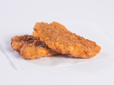 7516 Whole Grain Breaded Chris P. Chicken 4 oz Fillets image